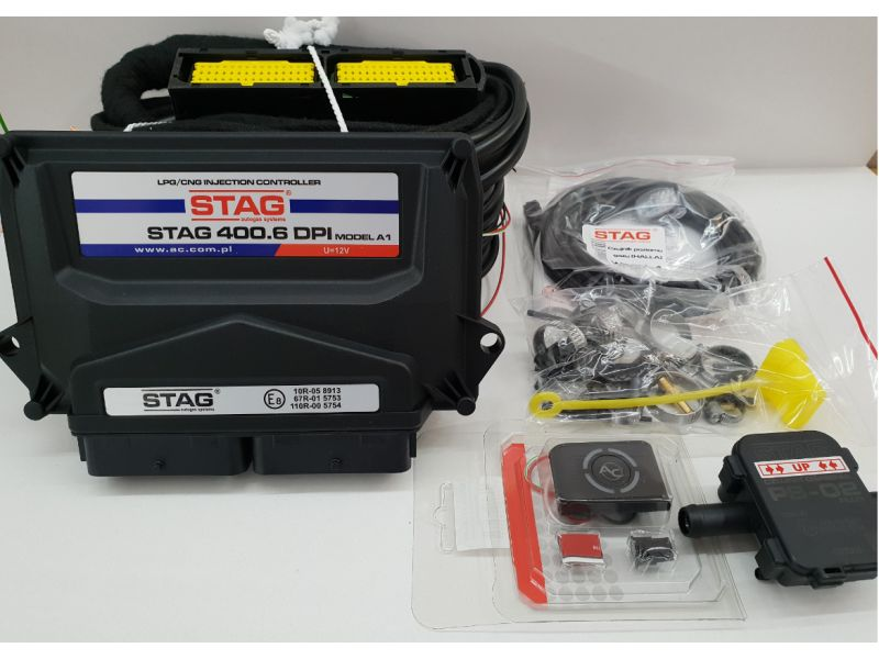 MINI KIT STAG 400.6 DPI 6CIL
